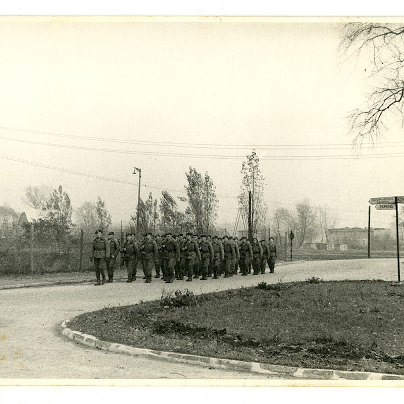 Military march, unknown date (1940's)